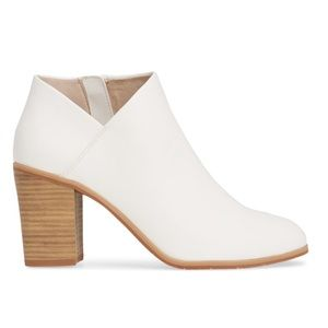 Kettle Vegan Block Heel Booties | Born in Cali